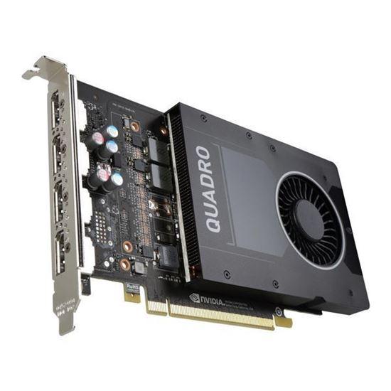 nvidia® quadro® p4000 8gb 4 dp  mÁy trẠm xanh