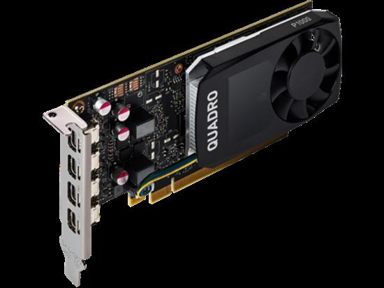 Picture of NVIDIA Quadro P1000 4GB Graphics (1ME01AA)