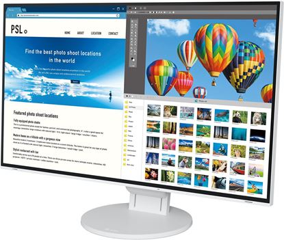 Picture of EIZO FlexScan Frameless EV2785 31.5″ (80 cm) LCD Monitor